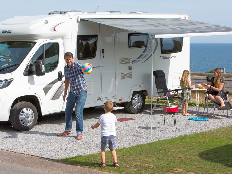 What Are The Benefits Of A Used Family Caravan?
