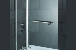 Advantages Of Bath Screens And Bathroom Mixer Taps