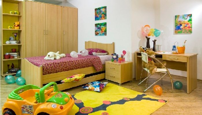 How To Pick Up Right Furniture For Kids Room?